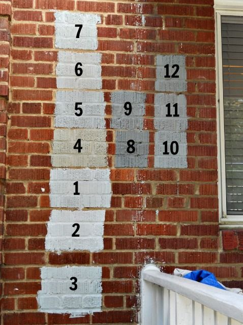 Gray exterior paint samples blog about painting brick they chose sw classic french gray 11 for Painting brick exterior problems
