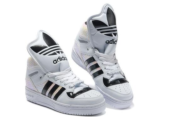adidas originals wings hard court hi big logo