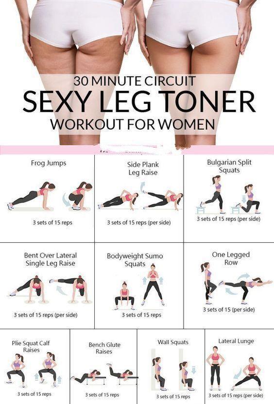mit workouts zuhause abnehmen