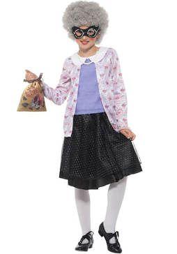 30+ Gangsta granny fancy dress ideas trends