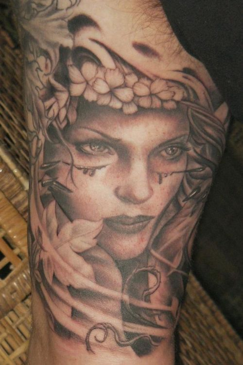 Mother Nature Tattoos: Mother Nature Tattoo Sleeve