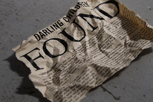 The Darling Children Found - East Of Kensington