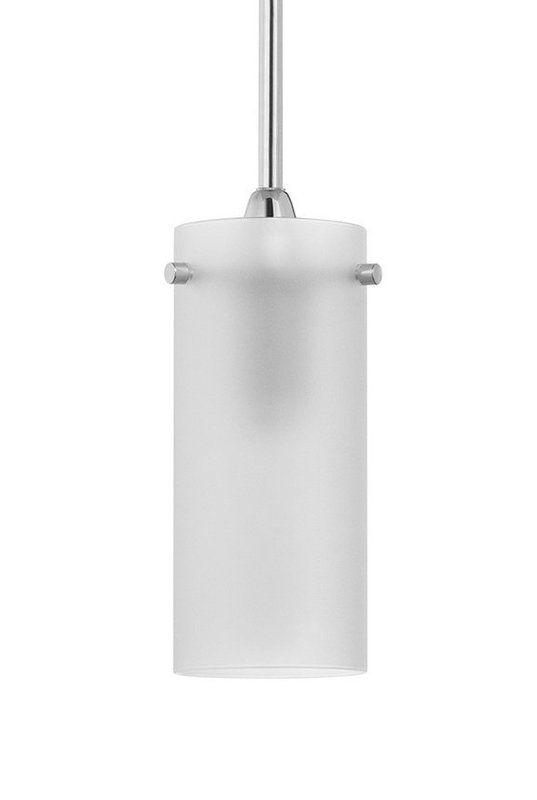 Angelina 1 Light Single Cylinder Pendant Kitchen Island Pendant