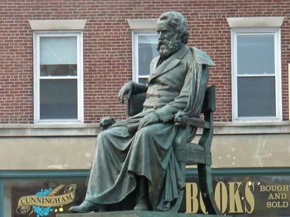Henry Wadsworth Longfellow Portland Maine | Portland, Maine