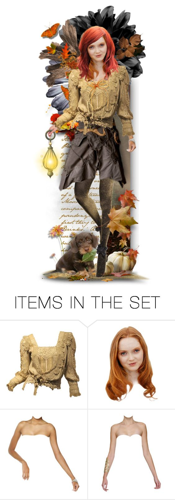 """""""Fall is here....."""" by tracireuer ❤ liked on Polyvore featuring art"""