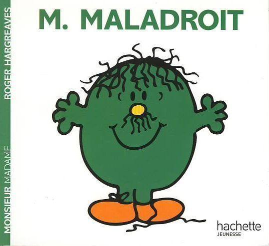 Livre monsieur madame monsieur maladroit roger - Collection livre monsieur madame ...