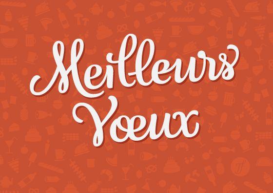 Greetings card - by Thierry Fétiveau