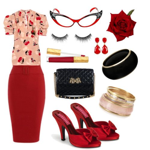 50's red