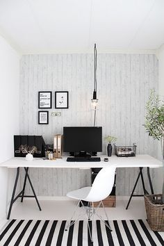 Don't wait to get the best office design inspiration! Find it with Essential Home at http://essentialhome.eu/