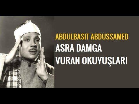 Kur An Iklimi Abdulbasit Abdussamed Asra Damgasini Vuran