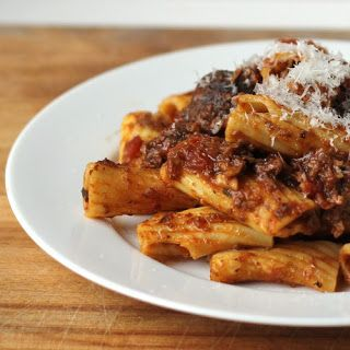 Cookistry: Beef and Rigatoni