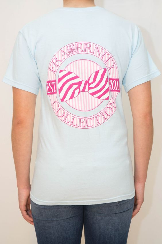 Fraternity Collection women's Short Sleeve 'Signature' Tee  #Sandestin #ShopSandestin www.ShopSandestin.com