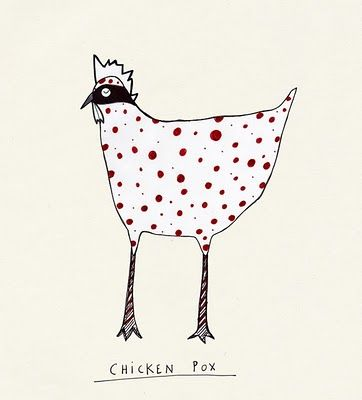 chicken pox