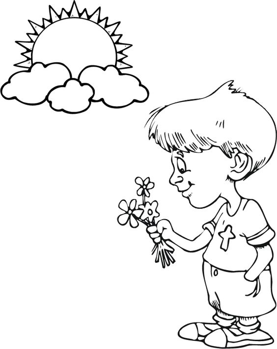 sermons4kids coloring pages - photo#11