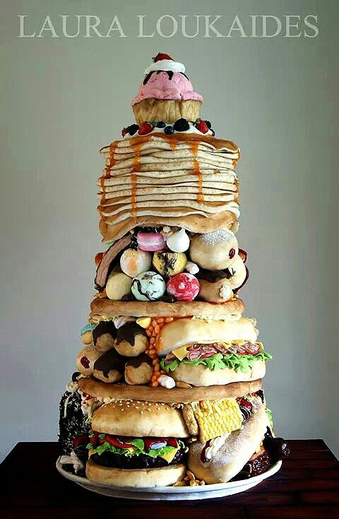 Food Cakes Junk Food And Cakes On Pinterest
