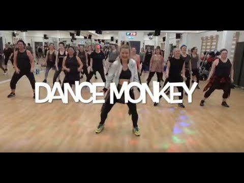 Dance Monkey By Tones And I Zumba Choreo Youtube In 2020