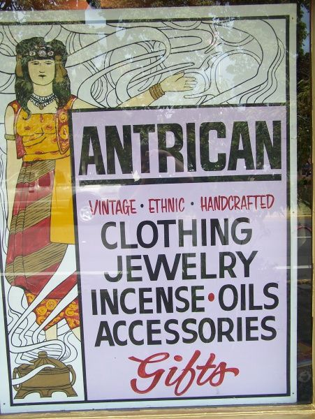 Antrican's, Eugene, OR.