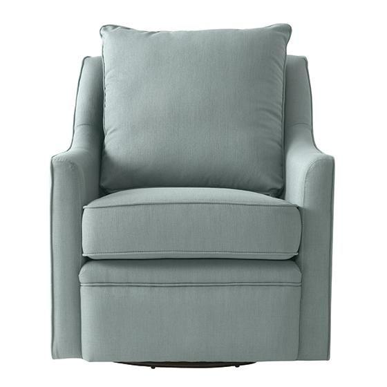 Ava Swivel Chair - Swivel Chairs For Living Room - Upholstered