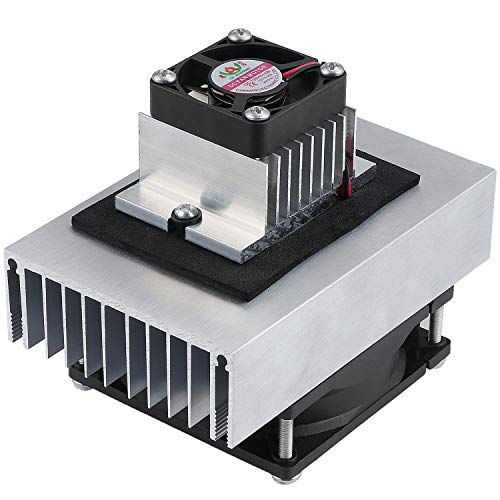 Esumic Dc 12v Diy Thermoelectric Peltier Refrigeration Cooling