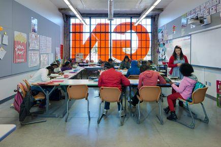 Baltimore Design School // Ziger/Snead