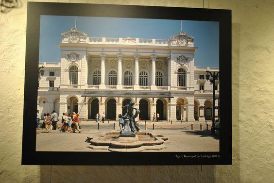 Teatro Municipal de Santiago Chile