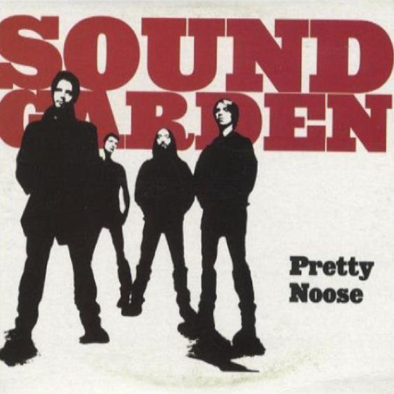 Soundgarden – Pretty Noose (single cover art)