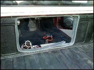 dbdragguy's 4th order blow-through - Car Audio Classifieds