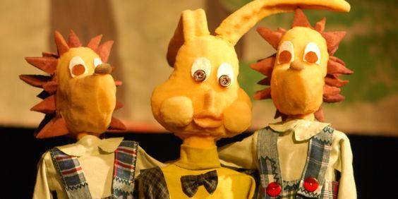 Fez- aktiviteter for børn og familier. Astrid Lindgren teater. Programm
