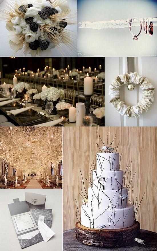 Top 5 Winter Wedding Ideas and Invitations -InvitesWeddings.com
