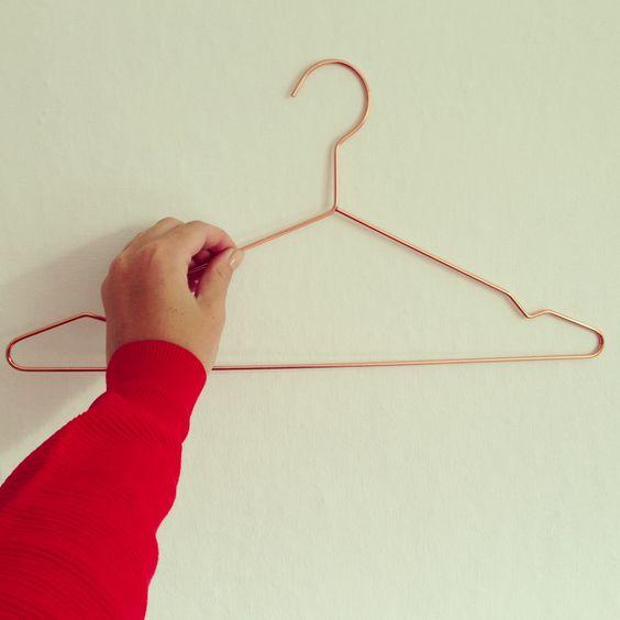 HAY copper hanger