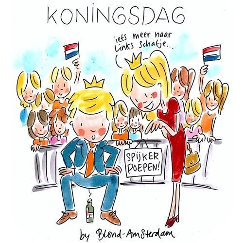 #Kingsday  2014 #holland: