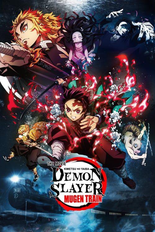 Free Download Demon Slayer Kimetsu No Yaiba The Movie Mugen Train 2020 Dvdrip F U L L Movie English Subtitle Demons Anime Anime Movies Anime Wall Art