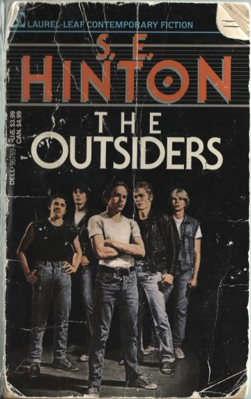 The Outsiders: by S.E. Hinton (1967)