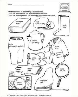 Number Names Worksheets free printable english worksheets for kindergarten : English worksheets for kids, English and Coloring on Pinterest