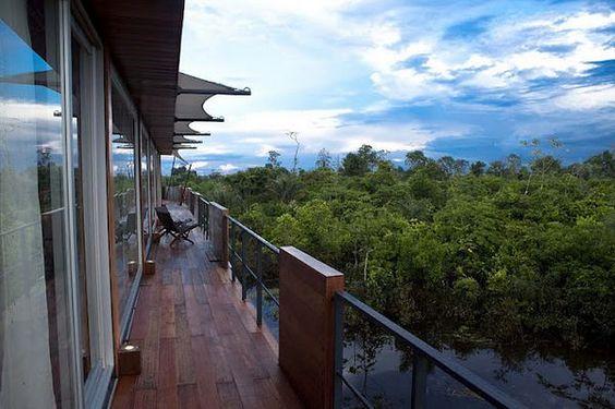 Rio Amazonas Cinco Estrelas