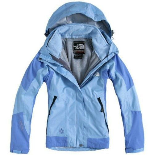 Cheap The North Face Summit Series Gore Tex Blue Jackets Womens ...