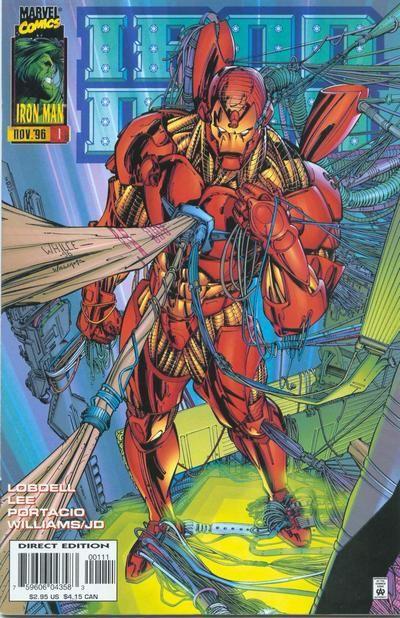 Heróis Renascem: Homem de Ferro