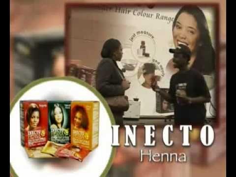 Inecto Henna And Powder Hair Colour Video Henna Hair Color Color