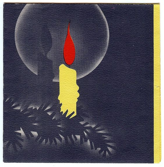1941, just after Pearl Harbor....light a candle & remember
