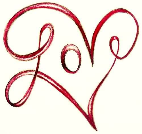 Drawing love heart | Love, Family, Friends, and Life | Pinterest ...