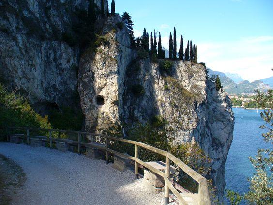 Riva del Garda in Trento, Trentino - Alto Adige