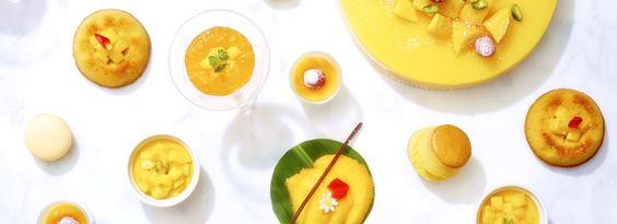 夏のフルーツ、マンゴーを味わい尽くす。マンゴーブッフェ登場。ザ・リッツ・カールトン ホテル - RitzCarlton.com