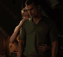"""""""I'll be your family now!"""" Four and Tris - Divergent"""