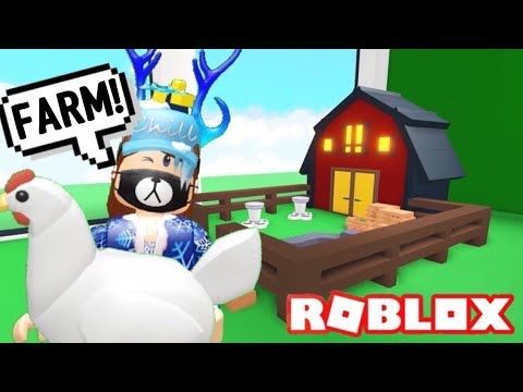 5 Custom Farm Furniture Design Ideas Building Hacks Roblox Adopt Me Pond Food Feeder Barn Youtube In 2020 Animal Room Cute Room Ideas Roblox