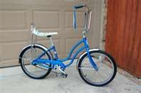 Loved my bike.  It took me every where. The banana seat and streamers was a must have.