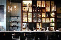 Los 27 mejores diseños de interiores de bares y restaurantes del mundo 2013 | Maria victrix