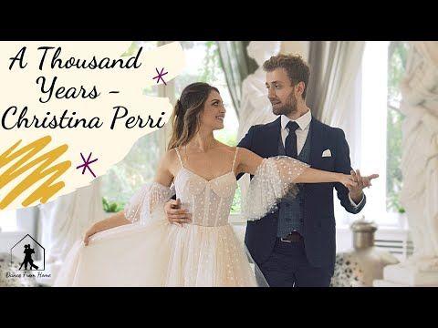 A Thousand Years Christina Perri Wedding Dance Choreography Pierwszy Taniec Youtube