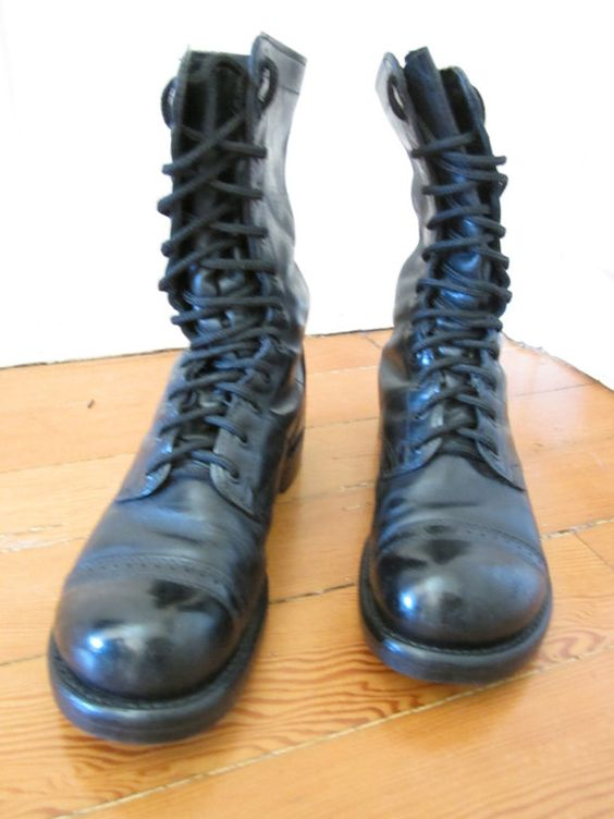 Beautiful Vintage size 7D Corcoran Jump Cap Toe by BadAssOldThings, $159.00: Corcoran Jump, 159 00, 7D Corcoran, 1 2 8 5, Badassoldthings 159, Boots Fit, Infinite Wardrobe, Cap Increase, Beautiful Vintage