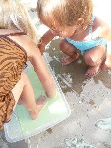 10 Toddler activities