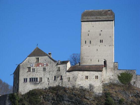Schloss Sargans - Eventlocation in Sargans